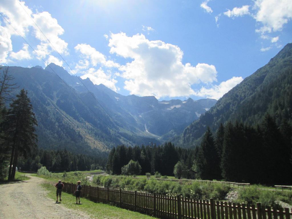 Val Sozzine, tappa 8 Via Valeriana