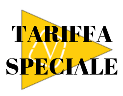 Tariffa Speciale Via Valeriana